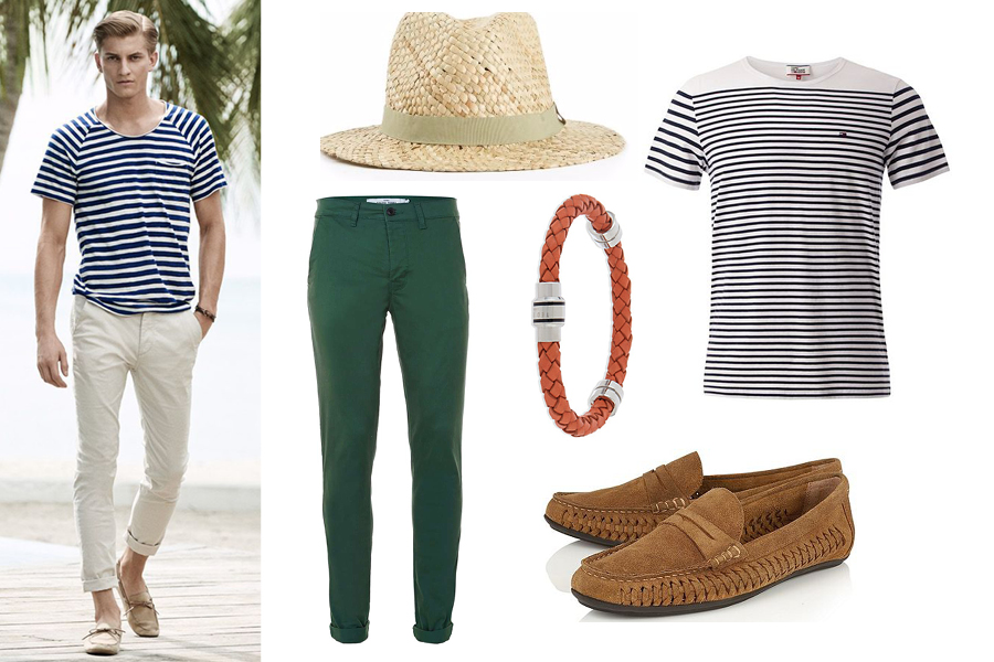 5 Must-Have Wardrobe Staples For Men This Summer