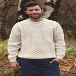 What you need to know about Irish Aran sweaters